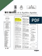 Decretos Nº 157 y 158 - 13/12/1983 - Boletín Oficial de la República Argentina