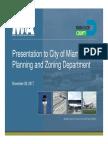 MIA Zoning Presentation to the City of Miami 11-28-17