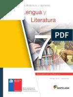 Lengua y Literatura 7º básico - Guía didáctica del docente.pdf