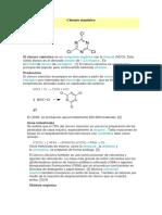 clorociaurico