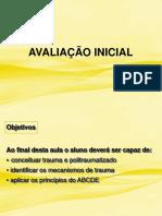 3aula Atendimentoinicialnotrauma 140310095311 Phpapp02