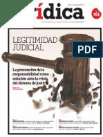 LEGITIMIDAD JUDICIAL