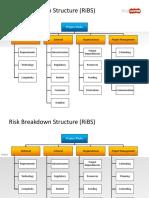 9119 Risk Breakdown Structure