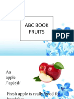 fruits ABC book.pptx