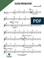 La Iglesia Prevalecera - Rhythm Chart.pdf