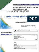 OT_-_IBR_001-2006 Projeto Básico