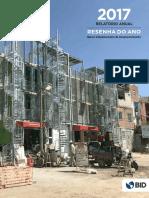 Relatorio Anual Do Banco Interamericano de Desenvolvimento 2017
