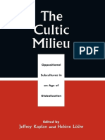 Jeffrey Kaplan, Heléne Lööw (Eds.) - The Cultic Milieu_ Oppositional Subcultures in an Age of Globalization (2002, AltaMira Press)