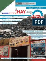 Revista del Cetpro Huaycán - Yachay
