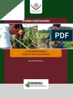 La Extension en Mexico Creacion de Valor Rural Sustentable