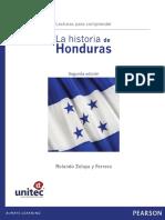 Libro Blanco-Historia de Honduras