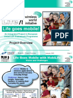 Mob Ilife Project Presentation January 2005