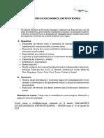 Ipfe- Tdr- Evaluadores Socioeconómicos