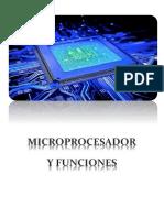 Microprocesador y Funciones