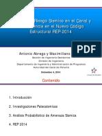 Analis Del Riesgo Sismico en El Canal