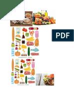 Carnes Frutas y Verduras