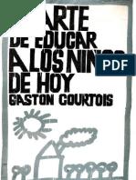 ARTE EDUCAR HIJOS DE HOY - Courtois.doc