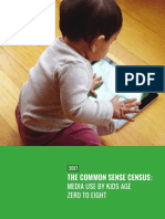 THE COMMON SENSE CENSUS