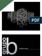 Curriculum Grupo Bonarchi - Fabricación de Estructura Metálica