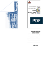 Registro Original de Tecnicas Isepb