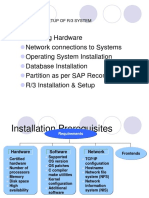 3. Installation & Setup of r3