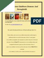 76768866-Prayer-Against-Stubborn-Demons-and-Strongholds.docx