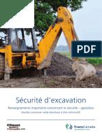 Transcanada Gazoducs Renseignements Sur l Excavation