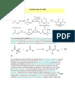 Condensación de Aldol