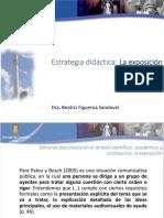 2. Estrategia de Oralidad- La Exposicion