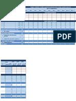 Anexe Proiectii financiare