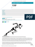 Ventos Olímpicos Chegaram Cedo Ao Brasil – Jornal Da USP