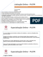 Apresentação Online