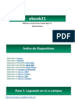 Tutoria eBook 21