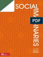 Social Imaginaries