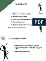 2.3.4 Problem Analysis