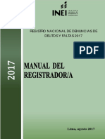Manual Del Registrador 2017