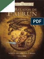 Varios autores-Relatos de Faerun [12468].epub