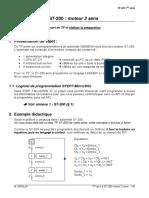 travaux pratiques  S7200 - Moteur 2 Sens