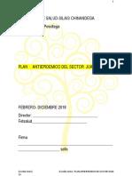 Plan Del Sector Juan 23 2018