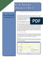 Oracle FSG In detail.pdf