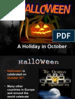 English PPT - Halloween 2