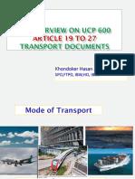H. Banna. Transport Docs.ppt