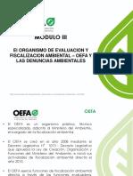 Modulo III-1. Oefa Funciones