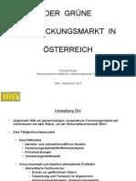 Der grüne Verpackungsmarkt in Österreich