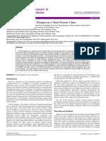 Dispnea in Cardio, Pulmo and Psikiatri
