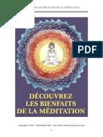 Méditation - Enseignement Du Bouddha