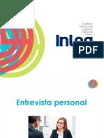 Empleabilidad - Entrevista laboral