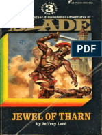 Blade 03 - Jewel of Tharn - Jeffrey Lord