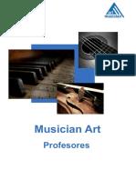 Doc Musician Artes