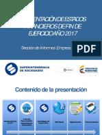 Supersociedades Capacitacion Eeff 2017